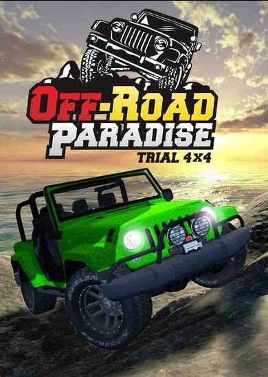 Off-Road Paradise: Trial 4x4 Steam Key GLOBAL