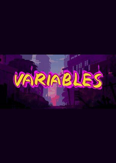 变量 Variables Steam Key GLOBAL
