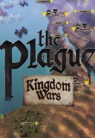 Reverie World Studios / The Plague: Kingdom Wars Steam Key GLOBAL