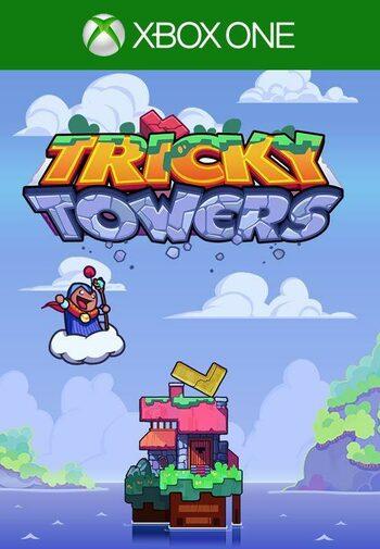 Tricky Towers (Xbox One) Xbox Live Key UNITED STATES