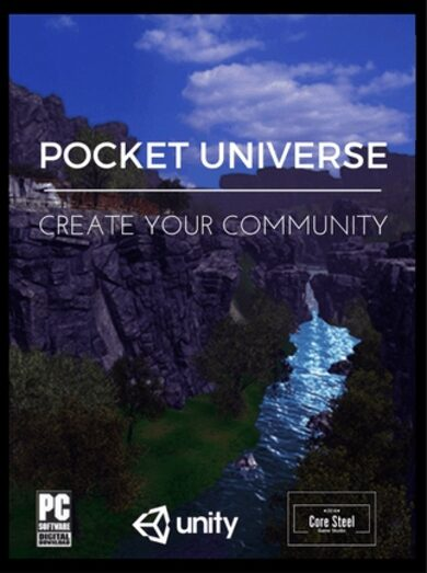 Pocket Universe: Create Your Community Steam Key GLOBAL
