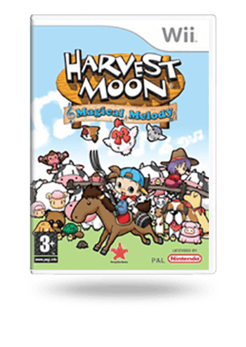 Harvest Moon: Magical Melody Wii