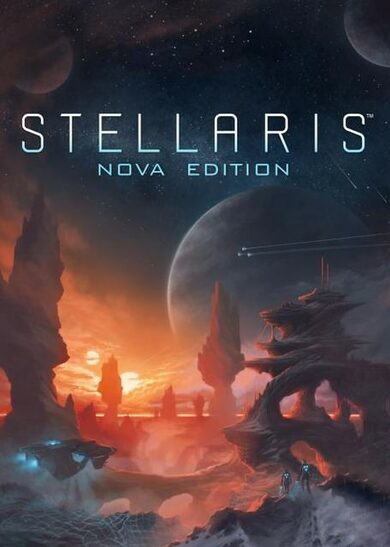 Stellaris (Nova Edition) Steam Key GLOBAL