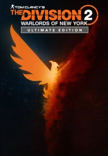 The Division 2 - Warlords of New York - Ultimate Edition Uplay Key EUROPE