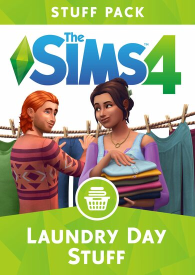 The Sims 4: Laundry Day Stuff (DLC) Origin Key GLOBAL