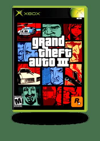 Grand Theft Auto III Xbox