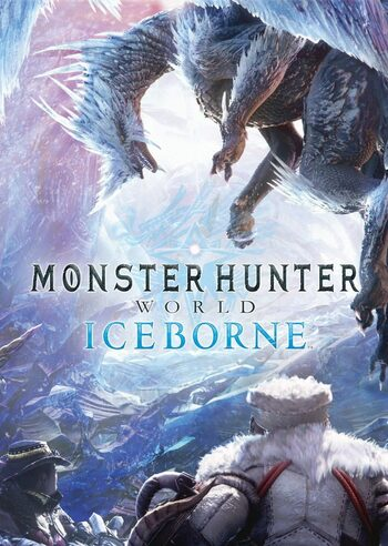 Monster Hunter World: Iceborn (DLC) Steam Key GLOBAL