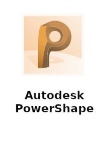 Autodesk PowerShape 2021 (Windows) 1 Device 1 Year Key GLOBAL
