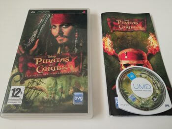 Pirates of the Caribbean: Dead Man's Chest PSP