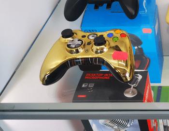 XBOX 360 Gold [Custom] pultas