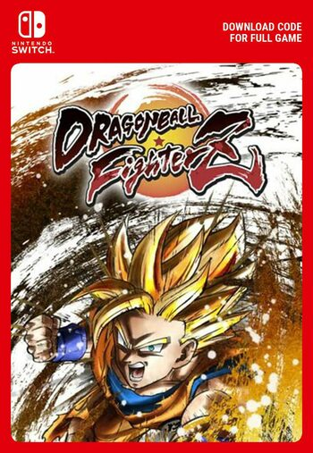 Dragon Ball FighterZ (Nintendo Switch) eShop Key EUROPE
