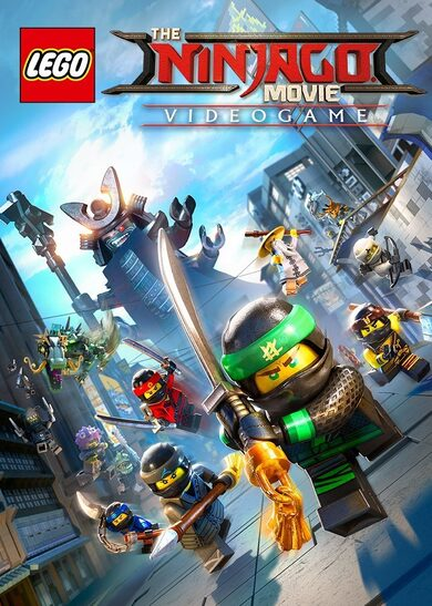 LEGO: Ninjago Movie Steam Key EUROPE