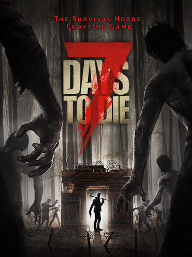 7 Days to Die Steam Clave GLOBAL