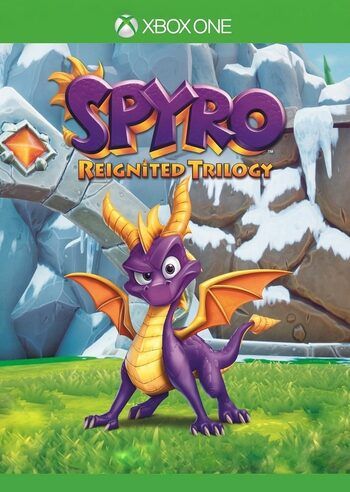 Spyro Reignited Trilogy (Xbox One) Xbox Live Key EUROPE