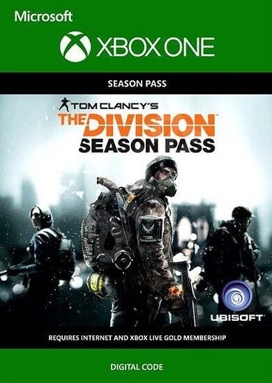 Tom Clancy's The Division - Season Pass (DLC) (Xbox One) Xbox Live Key UNITED STATES