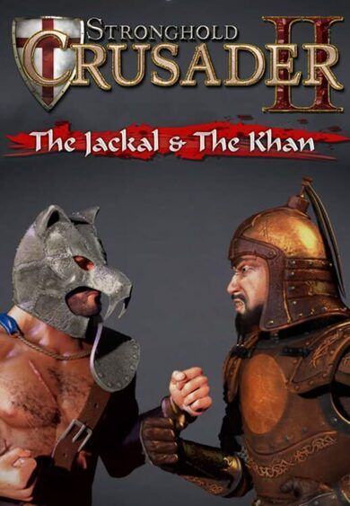 Stronghold Crusader II: The Jackal and The Khan (DLC) Steam Key GLOBAL