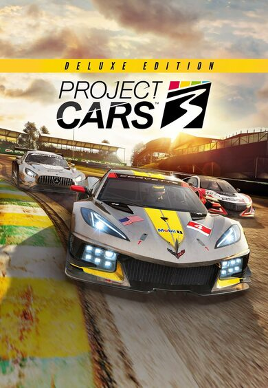 Project CARS 3 Deluxe Edition Steam Key GLOBAL