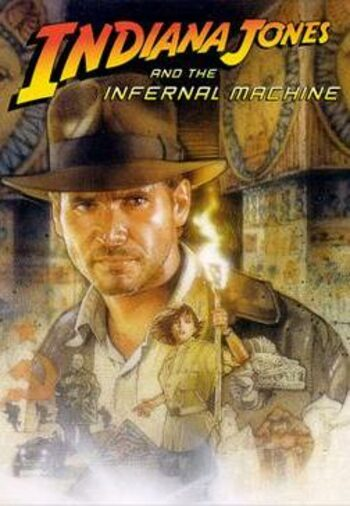 Indiana Jones and the Infernal Machine Steam Key GLOBAL