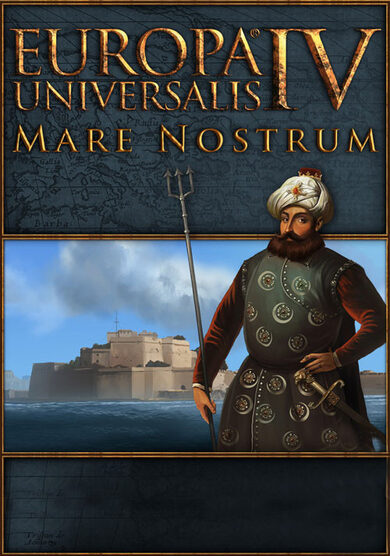 Europa Universalis IV - Mare Nostrum (DLC) Steam Key GLOBAL