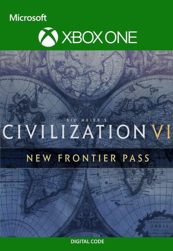 Sid Meier's Civilization VI: New Frontier Pass (DLC) (Xbox One) Xbox Live Key EUROPE