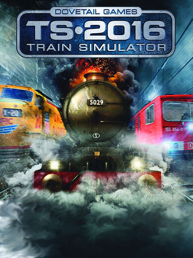 Train Simulator 2016 Steam Key GLOBAL