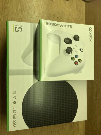 Xbox Series S, White, 512GB