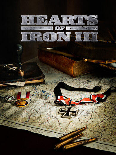 Hearts of Iron III Steam Key GLOBAL