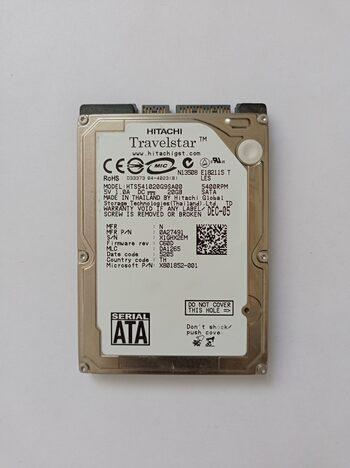"""HDD HITACHI HTS541020G9SA00 20GB 2,5"""""""
