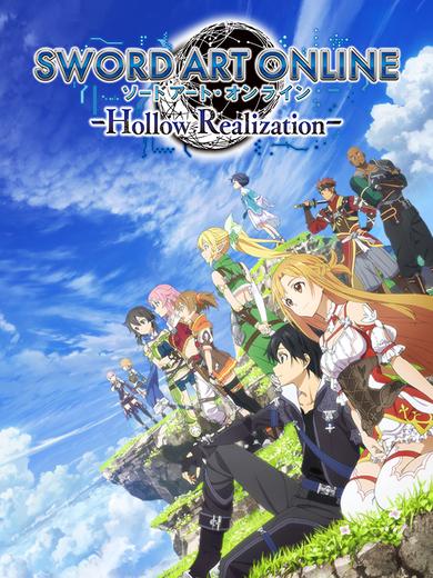 Sword Art Online: Hollow Realization Deluxe Edition Steam Key GLOBAL