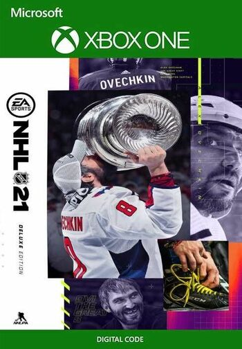 NHL 21 Deluxe Edition (Xbox One) Xbox Live Key EUROPE