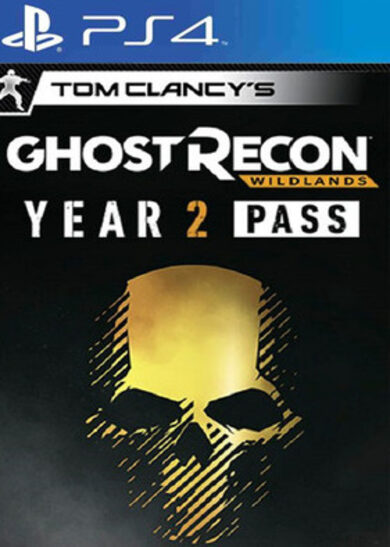 Ghost Recon Wildlands Season Pass Year 2PS4
