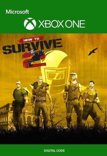How to Survive 2 (Xbox One) Xbox Live Key UNITED STATES