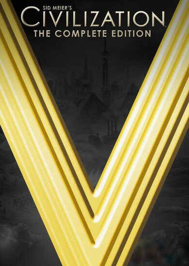 Sid Meier's Civilization V (The Complete Edition) Steam Key GLOBAL