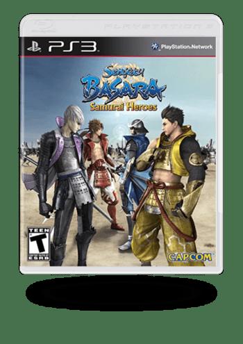 Sengoku BASARA: Samurai Heroes PlayStation 3