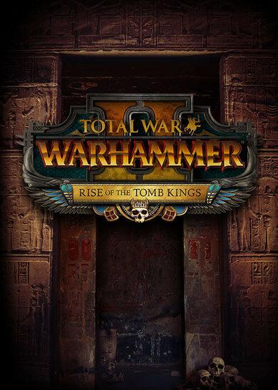 Total War: Warhammer II – Rise of the Tomb Kings (DLC) Steam Key EUROPE фото