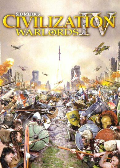 Sid Meier's Civilization IV - Warlords (DLC) Steam Key EUROPE