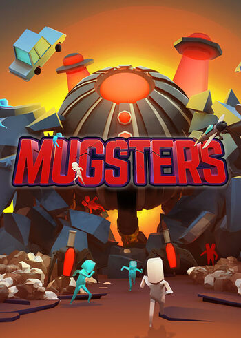Mugsters Steam Key GLOBAL