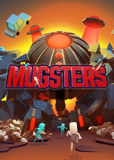 Mugsters Steam Key GLOBAL