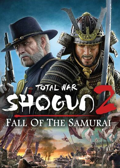Total War: Shogun 2 - Fall of the Samurai Steam Key EUROPE