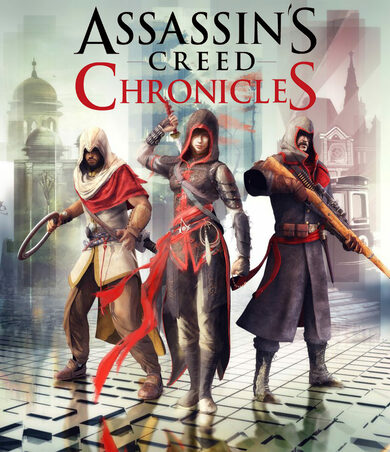 Assassin's Creed: Chronicles Trilogy Uplay Key GLOBAL