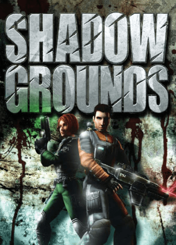 Shadowgrounds Steam Key GLOBAL