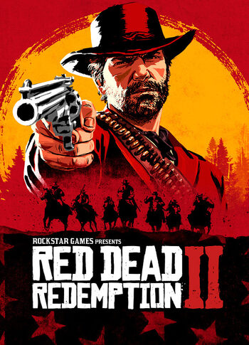 Red Dead Redemption 2 Rockstar Games Launcher Key RU/CIS
