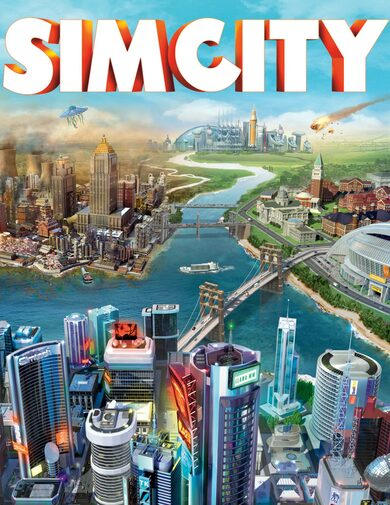 SimCity (Digital Deluxe Edition) Origin Key GLOBAL
