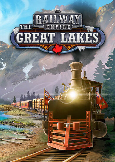 Railway Empire - The Great Lakes (DLC) Steam Key GLOBAL