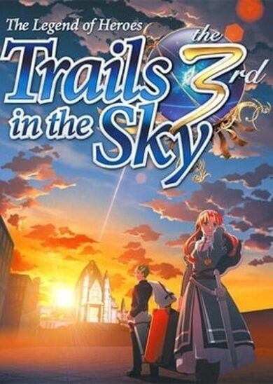The Legend of Heroes: Trails in the Sky the 3rd Steam Key GLOBAL