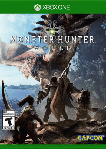 Monster Hunter: World (Xbox One) Xbox Live Key UNITED STATES