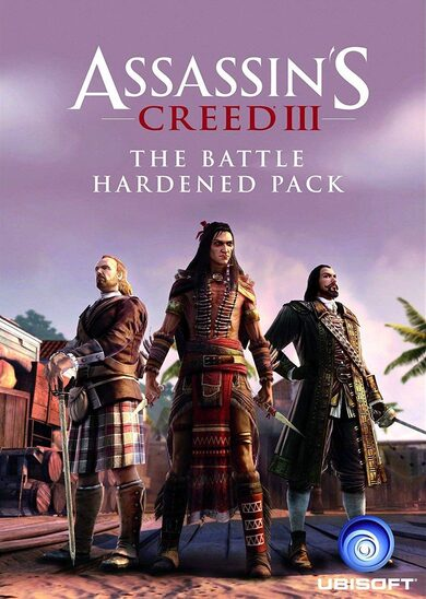 Assassin's Creed III - The Battle Hardened Pack (DLC) Uplay Key GLOBAL