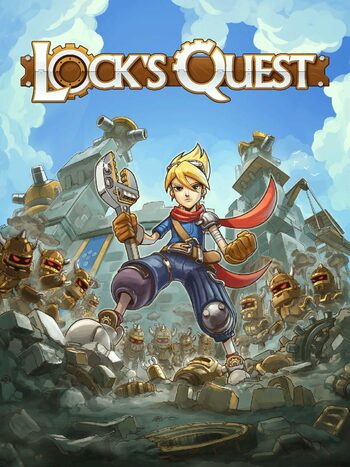 Lock's Quest Steam Key GLOBAL