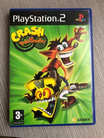Crash Twinsanity PlayStation 2