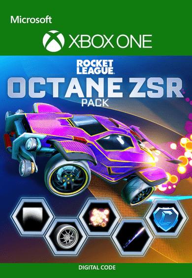 Rocket League – Octane ZSR Starter Pack (DLC) (Xbox One) Xbox Live Key EUROPE